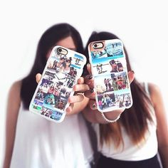 Personalize and custom your own iPhone 6 Case and Cover with our builder. Design a phone case or watch band with personal photos or shop by our designer iPhone 6 Case and Cover. Iphone 8, Iphone 7 Plus, Bff Gifts, Best Friend Gifts, Gifts For Friends, Photo Phone Case, Friends Phone Case, Accessoires Iphone, Cute Phone Cases