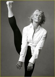 ME VEO-TE VEO. //Twyla Tharp. Inspirational.