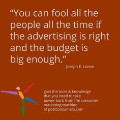 #marketingquotes - with enough budget and enough ads, you can do anything.