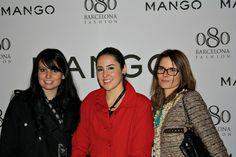 Desfile y fiesta de Mango en la 080 Barcelona Fashion