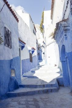 Chefchaouen, Kasbah Tamadot and Marrakesh « the selby