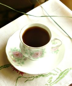 Ma Niche : Winter health tips and a cup of Lemongrass chai courtesy the husband....