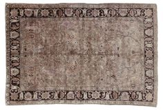 """Sivas Hand Knotted Rug, 5'6"""" x 8'3"""""""