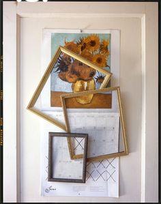 John Chervinsky, 'Calendar, Paintings on Door,' 2012, Pictura Gallery