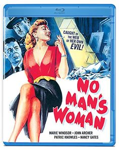 No Man's Woman - Blu-Ray (Olive Films Region A) Release Date: October 27, 2015 (Amazon U.S.)