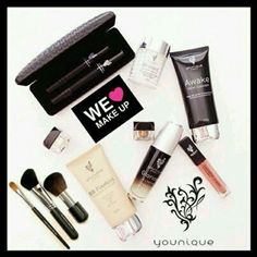 Yess! We have #amazing #lashes at #Younique, but heres just a sampling of our other #beauty #musthaves! View all our #products at youniqueproducts.com/getfabulashedwithstephmeza Our ingredients are easy to understand because we dont use chemicals! #nochemicals #welovemakeup #makeupbagmusthaves #skincareproducts #skincare #makeup #mascara #lipgloss #makeupbrush #moisturizer #makeupbase