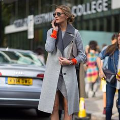 Orange. Grey. Olivia Palermo. http://www.downjacketbigmall.com/ $186.99 winter coat,canada goose,down jackets cheap coat