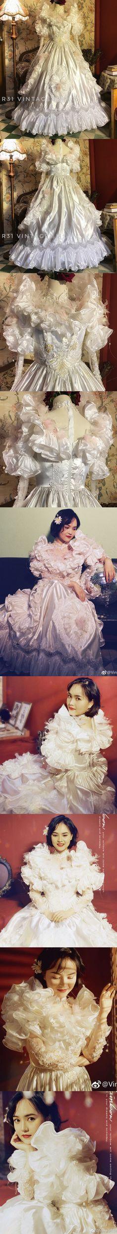 Nice Dresses, Amazing Dresses, Casual Attire, Gorgeous Wedding Dress, Wedding Gowns, Fairy Tales, Bride, Cute, Doll