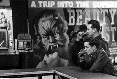 Untitled, 1947 Photo by Louis Faurer Louis Faurer, William Klein, Edward Steichen, Berenice Abbott, Gordon Parks, Robert Frank, New York School, Caricature Artist, Edward Weston