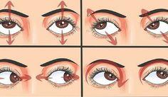 8 esercizi per migliorare la vista - Vivere più sani