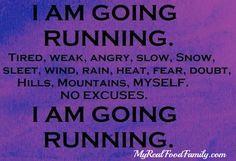 This week's marathon training recap...it's getting intense!