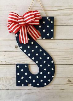 Excited to share this item from my shop: Monogram Door Hanger - Patroitic Door Decor - Fourth of July Decor - Front Door Sign - Door Hanger - American Door Hanger - Monogram Door Fourth Of July Decor, 4th Of July Decorations, 4th Of July Party, July 4th, Holiday Decorations, Birthday Decorations, 4th Of July Celebration, Front Door Signs, Wooden Front Doors
