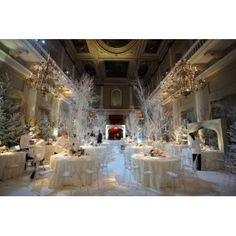 Display snow (medium) at Narnia themed banquet