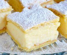 Desserts To Make, Dessert Recipes, Romanian Food, Different Cakes, Sweet Tarts, Vanilla Cake, Food Inspiration, Baked Goods, Bakery