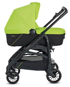 INGLESINA TRILOGY COLORS SYSTEM ACID GREEN CON CHASIS CITY BLACK  #cochecitosbebe http://carritosbebe.org/producto/inglesina-trilogy-colors-system-acid-green-con-chasis-city-black/
