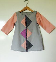 Mimmi Kleid für die Kleine -SM aus der Ottobre