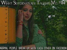 What Supernatural Taught Me 114