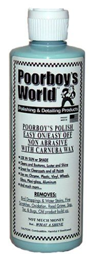 Poorboys World Polish with Carnauba BLUE *** Want to know more, click on the image.