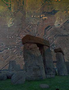 Computational landmark / Stonehege