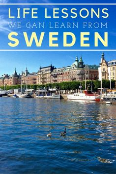From work-life balance to recycling to slowing down and enjoying life, Sweden has a lot of traditions we can all learn from! http://www.littlethingstravel.com