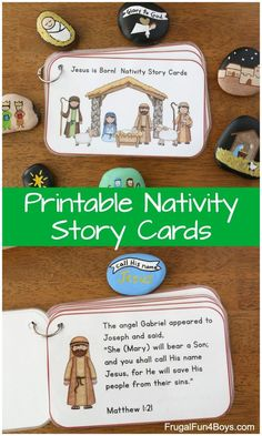 These Nativity Painted Stones will Become a Christmas Keepsake – Frugal Fun For Boys and Girls Thank you so much for all your support this year! You are the very reason why our business is thriving. Preschool Christmas, Christmas Nativity, Christmas Crafts For Kids, Christmas Activities, A Christmas Story, Christmas Printables, Christmas Traditions, Winter Christmas, Christmas Storage