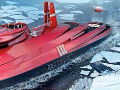 Estamos inmersos en una nueva carrera polar. Los próximos años, en gran parte debido al cambio climático, serán testigos de una inevitable pugna internacional por las aguas del Ártico. Recordemos que, a diferencia del Polo Sur que está protegido por el Tratado Antártico, en el Polo Norte existen cinco