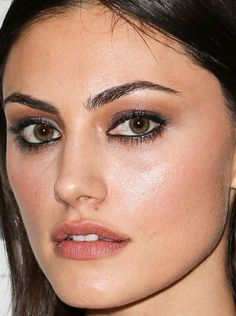Close-up of Phoebe Tonkin at T Magazine's The Greats celebration in 2015.