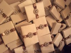 Luxury boxed wedding invitations and stationery for weddings, corporate events, quinceaneras and more. Our highly customized invitations bring the Wow factor to every guest! Couture Wedding Invitations, Beautiful Wedding Invitations, Sweet Table Wedding, Wedding Boxes, Handmade Invitations, Custom Invitations, Engagement Ideas, Wow Products, Wedding Planner