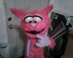 Custom Half Body Monster Puppets for Professional Use. $275.00, via Etsy.