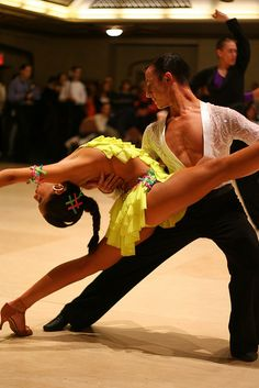 I love Latin Dance. I want to dance like this!