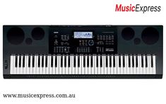 Music Stand, Music Express, Built In Speakers, Casio, Yamaha, Keyboard, Piano, Stage, Guitar