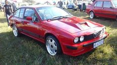 Classic Car News – Classic Car News Pics And Videos From Around The World Alfa Cars, Alfa Romeo Cars, Alfa Romeo Gtv6, Alfa Gtv, Alpha Dog, My Philosophy, Maserati, Cars And Motorcycles, Vintage Cars