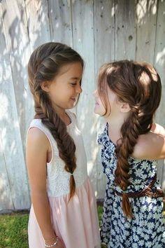 Beautiful baby braid