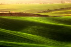 Moravia – A traditional region located in central Europe. In the century it became a part of Czech Republic. Moravia is frequently visited by tourists. Tsunami, Landscape Photos, Landscape Photography, Oh The Places You'll Go, Places To Visit, Wonderful Places, Beautiful Places, Amazing Places, Green Fields