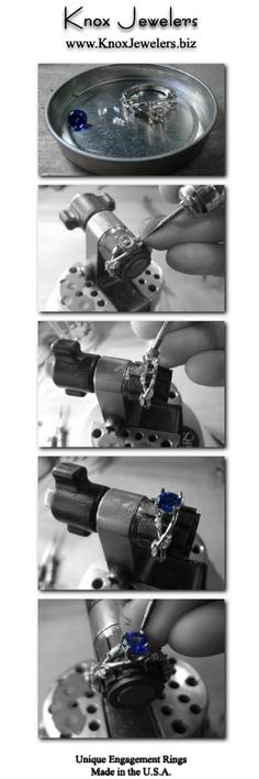 Designing your own engagement ring is an exciting and memorable process. It's a way for you and your loved one to share something totally unique and one-of-a-kind, a true symbol of your love. Our design process brings you directly in contact with our award winning designers and master jewelers along every step of the custom process. For more information about this unique, contemporary ring, click on pin. Unique Rings, Beautiful Rings, Design Your Own Ring, Colored Engagement Rings, Contemporary Engagement Rings, Or Rose, Ring Designs, Wedding Bands, How To Memorize Things