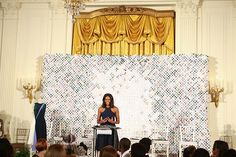 Behind the scenes of the White House with Michelle Obama and the fashion industry