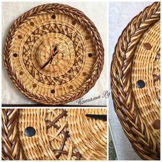 Paper Basket Diy, Deco, Wall, Clocks, Baskets, Watches, Hampers, Decor, Deko