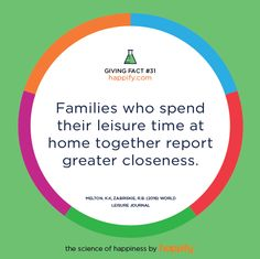 The Science-Backed Tip to Make the Most of Family Time
