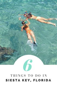 6 Things to Do in Siesta Key, Florida