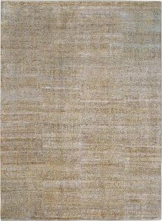 Bark III Mocha wool, silk and nettle {rugs, carpets, modern, home collection, decor, residential, commercial, hospitality, warp & weft}
