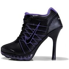 wholesale dealer 90682 62f09 www.asneakers4u.com  Nike Air Max High Heels Purple Cheap Nike Running Shoes