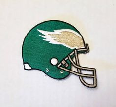 736922f9401 Philadelphia Eagles - Vintage Patch for Jackets, Backpacks, Jeans/Clothing,  Costumes, Crafts