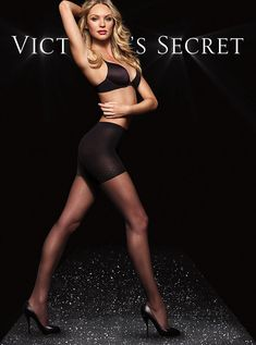A lingerie brand making men and women happy all around the globe and Candice Swanepoel, the angel delivering the smiles. Description from legsnhose.blogspot.com. I searched for this on bing.com/images
