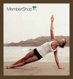 Stretch, strengthen, and earn big in 2015! Shop and save on work out gear, yoga equipment, water bottles, and more through #MemberShop.