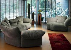 Standard sofa by Edra