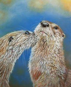 Ceci Watson. Otter Love