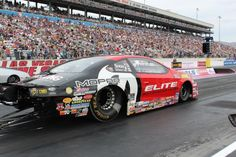 Two-time world champion Erica Enders anxious to put 2016 in her rearview mirror