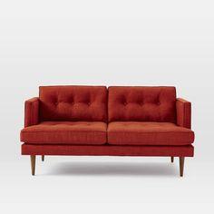 Peggy Mid-Century Sofa | west elm | $1k