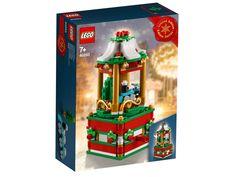 LEGO® 40293 Weihnachtkarussell NEU OVP BLITZVERSAND! LIMITIERT!