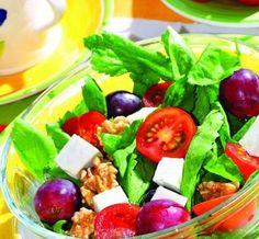Yaz Salatası Tarifi | Mutfakta Yemek Tarifleri